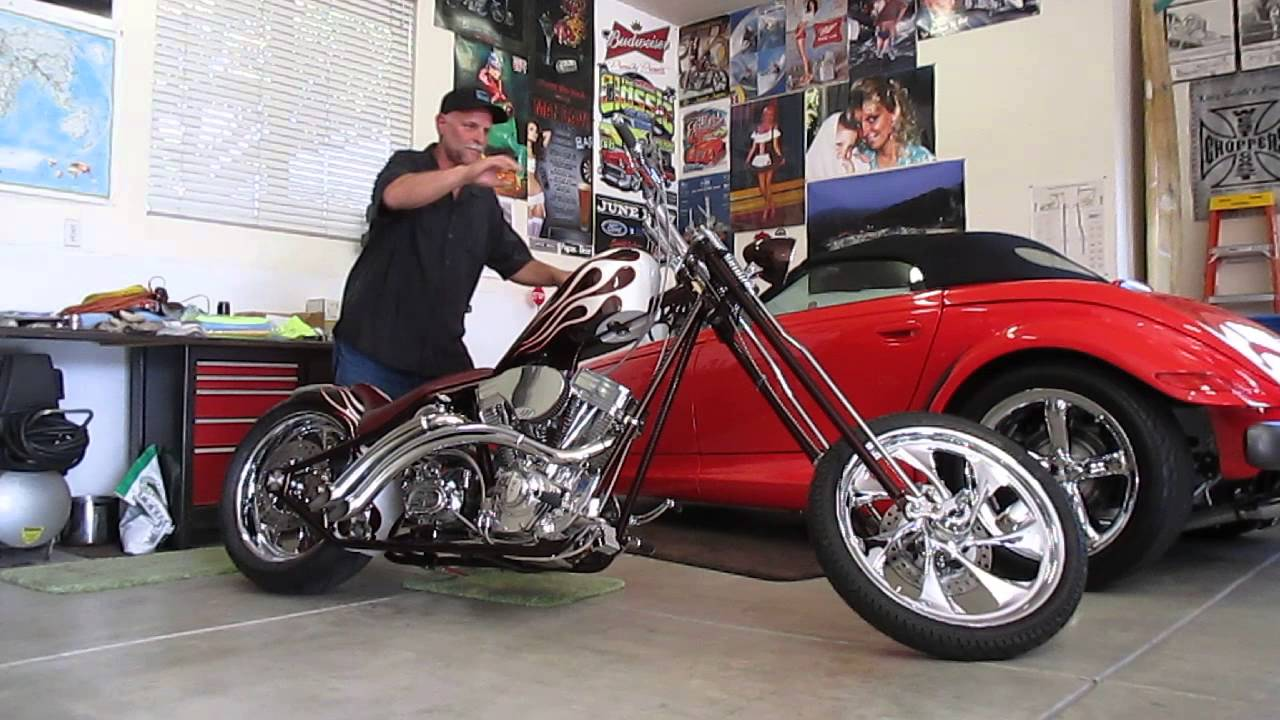 west coast choppers cfl build bognuda youtube. Black Bedroom Furniture Sets. Home Design Ideas