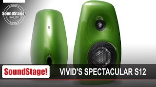 Vivid Audio's Inventive and Spectacular S12 Loudspeaker - SoundStage! InSight (August 2020)