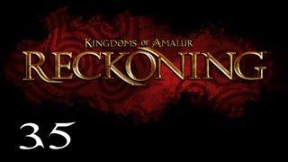 Repeat youtube video Прохождение Kingdoms of Amalur: Reckoning - Часть 35 — Великий Полководец: Камень Ветра Урул-Туска