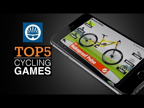 Top 5 - Smart Phone Cycling Games