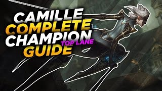 Camille: Blade Runner - League of Legends Champion Guide [SEASON 7]