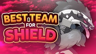 Best Team for Pokemon Shield