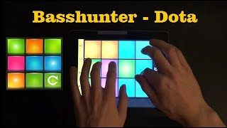 Basshunter - Dota (Drum Pads 24) Cover by Armageddon