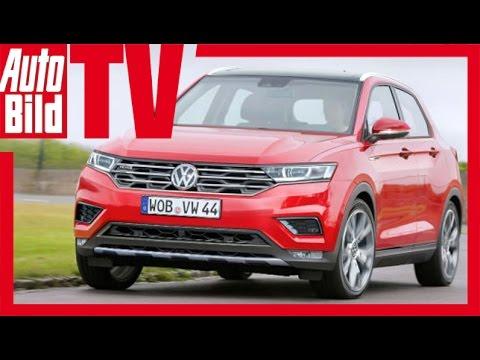 VW SUV bis (2017) - Die VW SUV-Familie wächst - YouTube