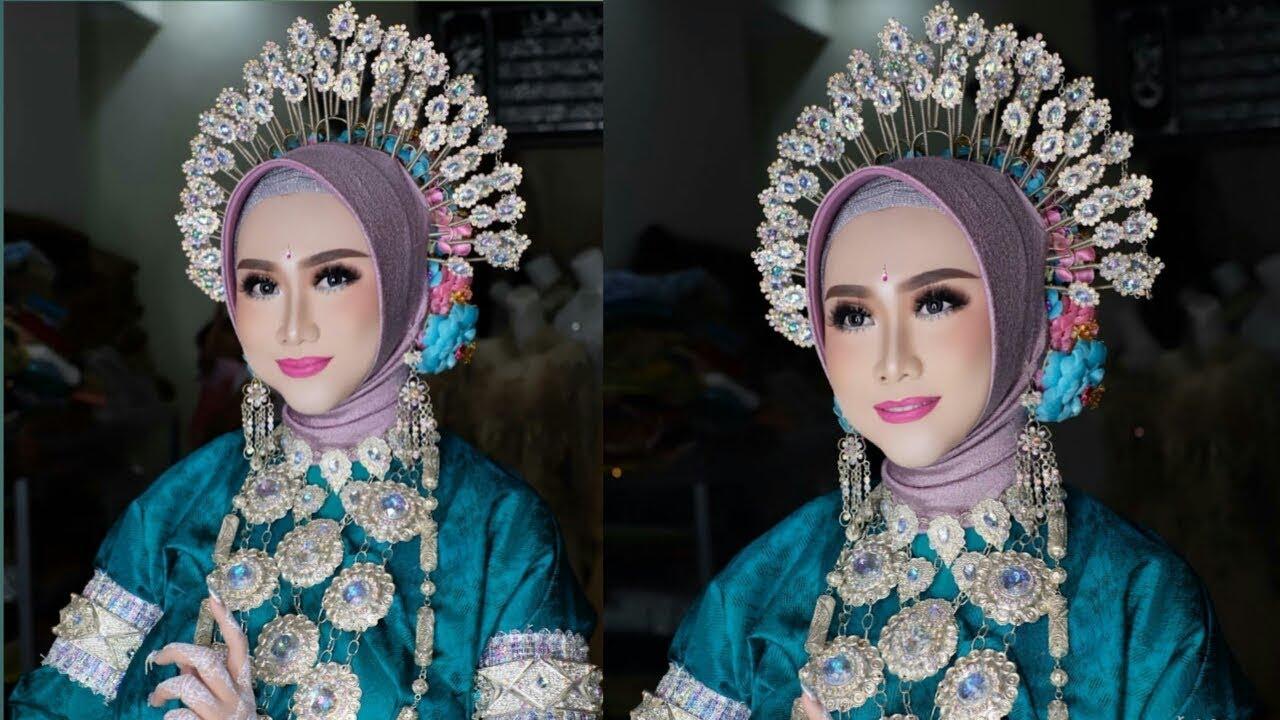 MAKE UP WEDDING ADAT BUGIS MAKASSAR