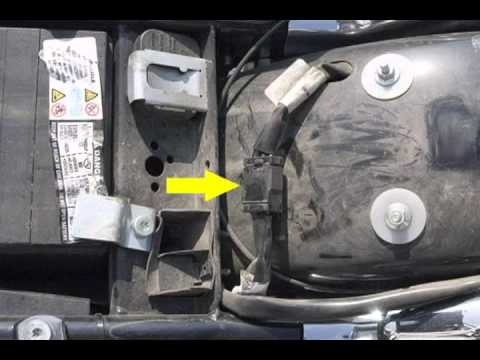 hqdefault how to install a harley trailer wiring harness youtube road king trailer wiring diagram at soozxer.org