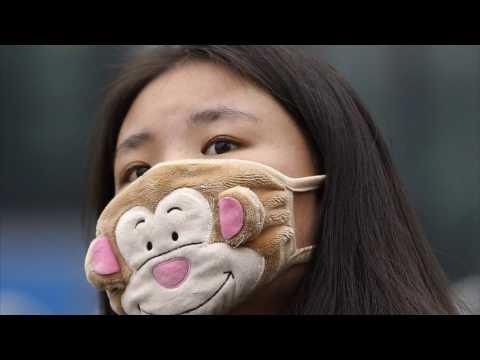 Почему китайцы носят маски?