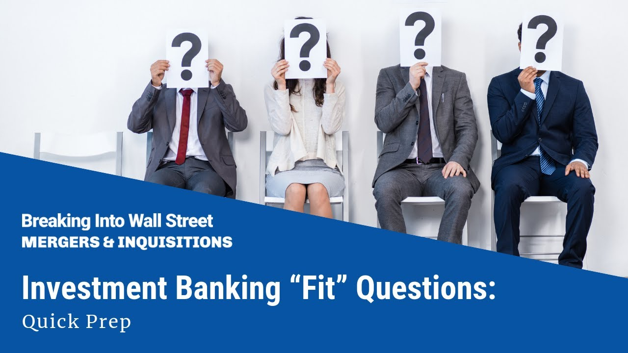 lateral investment banking interview brain