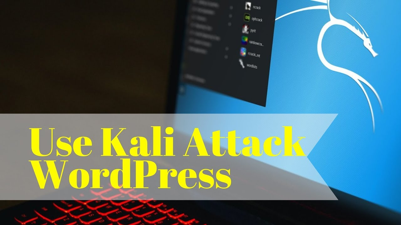 Use Kali Wpscan Tool to Dict / Brute Force Attack WordPress
