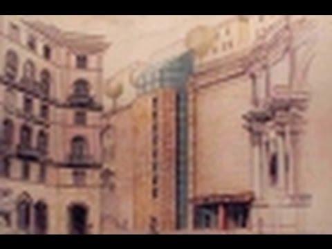 L 39 architettura e le possibilit del disegno gli for Disegno del piano di architettura