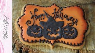 Печенье Ведьмины пальцы, быстрый рецепт на Хэллоуин | Рецепт