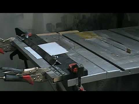 DIY : Fabrication d'une Plieuse à tôle métal, très simple à réaliser ……. Kastepat