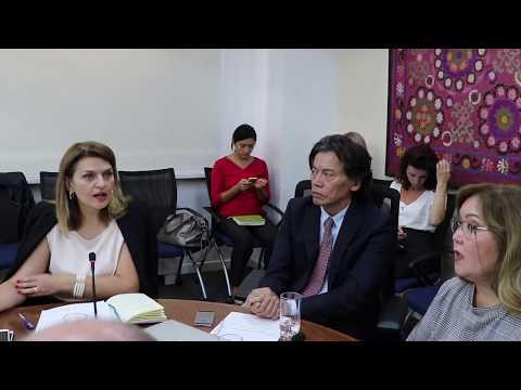 Гаяне Минасян  ведущий специалист по вопросам окружающей среды Всемирного банка