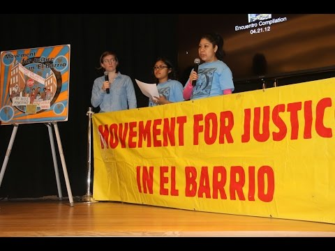 NYC Encuentro for Humanity and Against Displacement (2016)