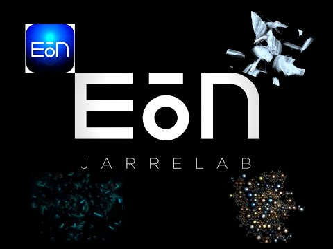 EoN - Infinite Musical Creation By Jean-Michel Jarre - Demo For The IPad