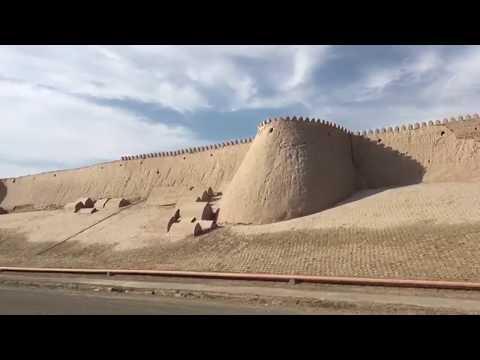 Hiva, Khiva, Xiva Şehir Turu, Uzbekistan / 26.09.2017 / Erke Medya