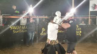 HEATHEN VS VENOM BLACC BELT FIGHT ALTERNATE ANGLES