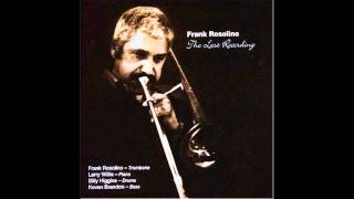 Andy Martin trombone plays Blue Daniel by Frank Rosolino 1995
