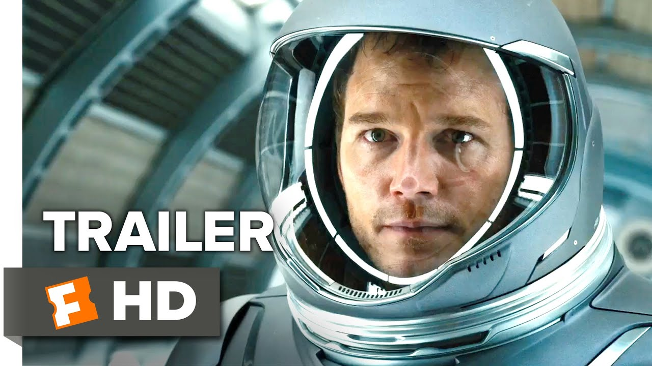 Passengers Official Tr...