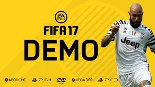 FIFA 17 DEMO - ŁYSY Z JUVENTUSU