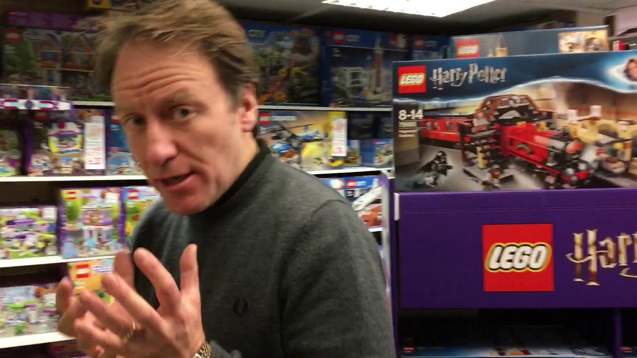 Christmas At Toys Games Of Worcester Youtube