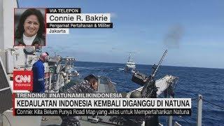 Kedaulatan Indonesia Kembali Diganggu di Natuna