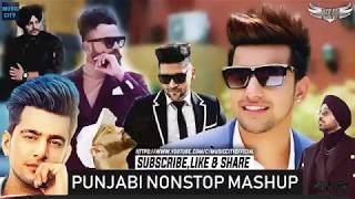 Punjabi Mashup 2018   Top Hits Punjabi Remix Songs 2018   Non Stop Remix Mashup Songs 2018