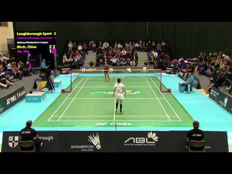NBL - Loughborough Sport vs University of Nottingham Badminton