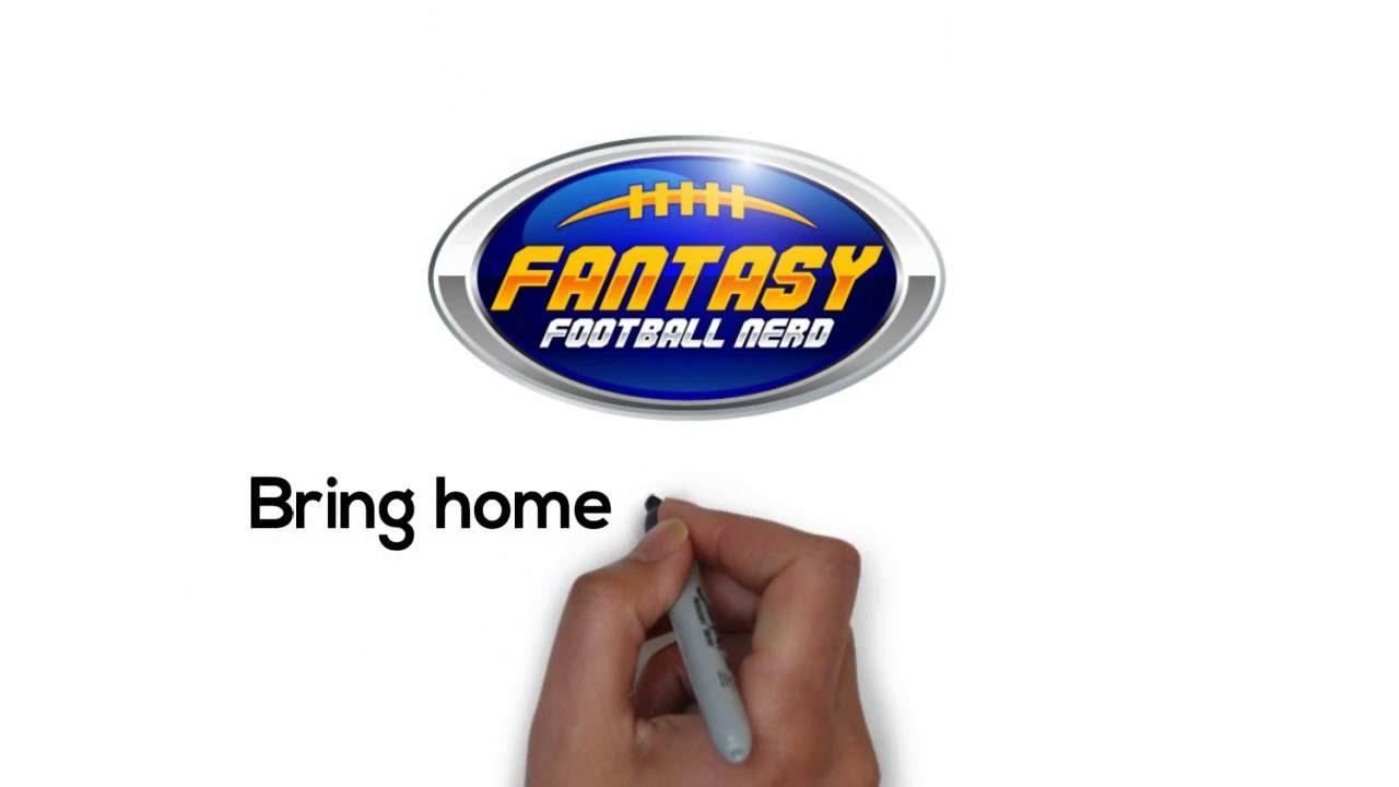 Fantasy Football Nerd - weighted consensus fantasy football rankings