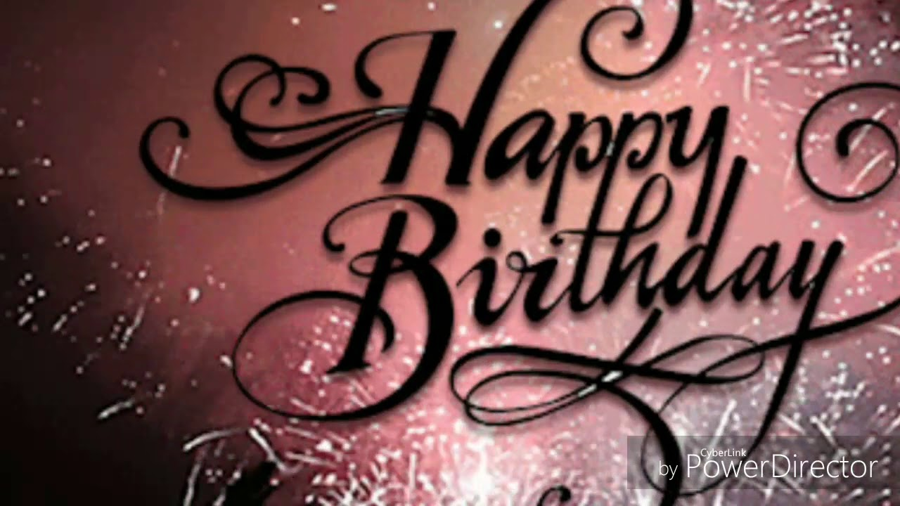 Happy Birthday Song In Tamil Youtube