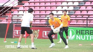 #Goalkeeper Training : SCG MTUTD : 06.08.2019