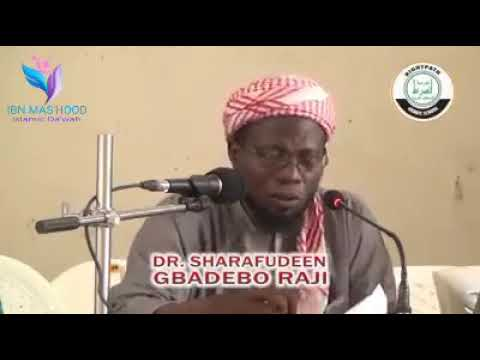 Download : Nurturing children for the development of the society 1. By: As Shaykh Dr. Sarafdeen Gbadebo Raji