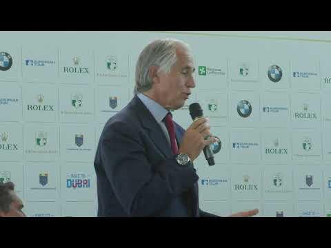 """Open d'Italia, Malagò: """" Il Golf va sdoganato"""""""