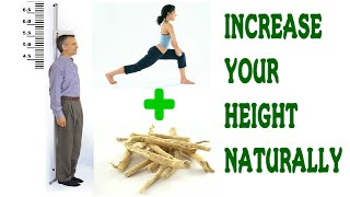 How to Increase Height Naturally and Fast