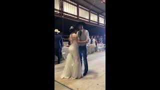 Wedding First Dance - Jason Aldean - You make it easy