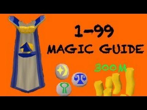 OSRS Splashing Guide Get Level 1-99 Magic AFK