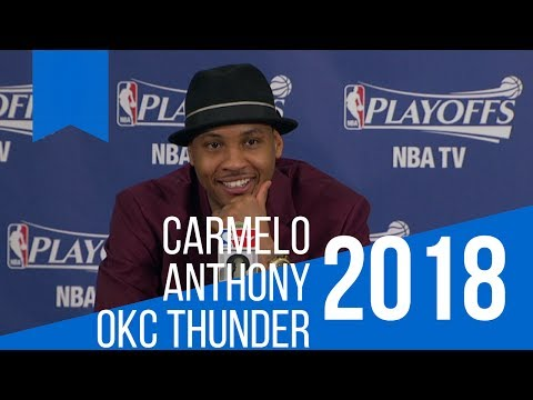 Melo + Westbrook + PG = Ultimate Oklahoma City Thunder Team - NBA Trade Rumour Rebuild