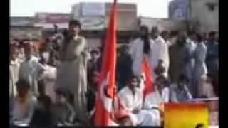 Sindh Bachaen Nikta Ahyon Inqlabi Song Jsqm Long March Gharo With Shaheed Mushtaq Khaskheli.