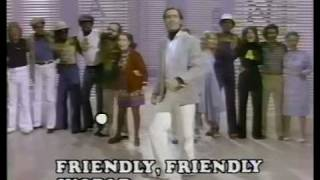 Andy Kaufman - This Friendly World [Original Version] Out of sync, due to youtube