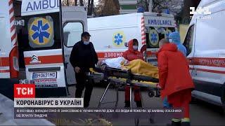 Коронавірус в Україні за минулу добу захворіли майже 20 тисяч людей