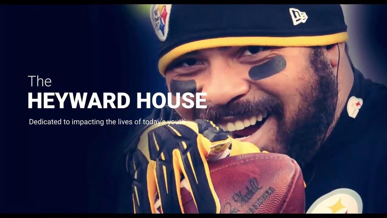 5b3b00c2d87 The Heyward House - YouTube