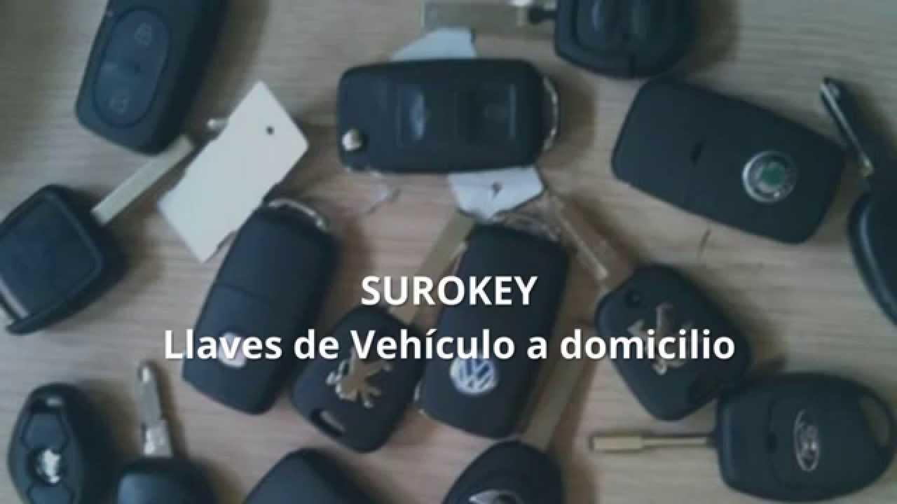 Donde puedo hacer una copia de la llave del coche youtube for Hacer copia llave coche