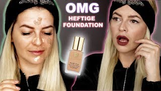 HEFTIG ❗️THE POWER OF Estee Lauder DOUBLE WEAR Foundation 😳 High End Make up TEST 🔥Diana Delo