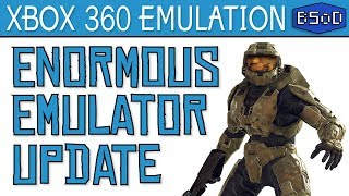 Xbox 360 Emulation Gets an Enormous Upgrade | Halo 3 on PC [Xenia Emulator]
