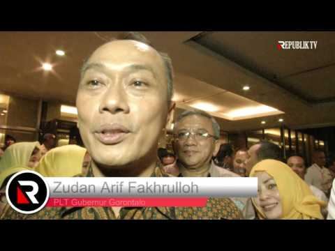 Video Plt Gubernur Gorontalo Warning PNS!!! Republik TV