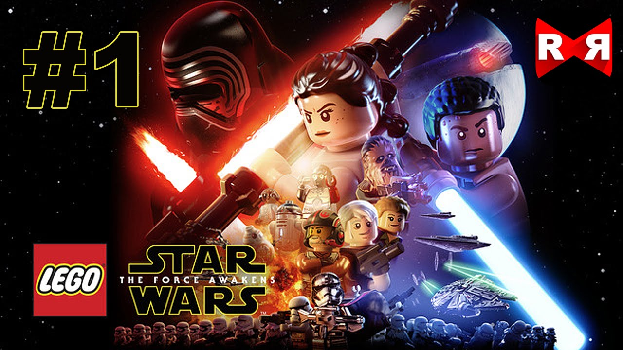 LEGO Star Wars: The Complete Saga – FAQ/Walkthrough