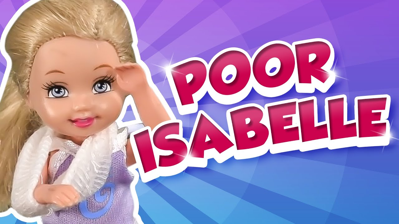 Barbie - Poor Isabelle! | Ep.201 - YouTube