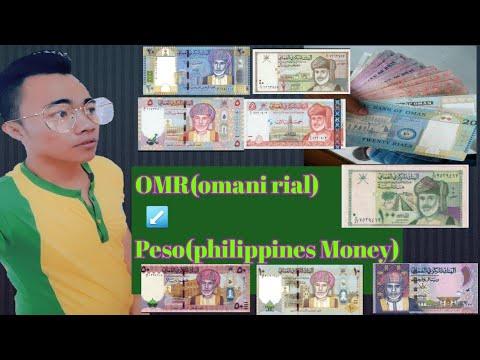 Omani Riyal Or Money In Oman At Magkano Sa Peso