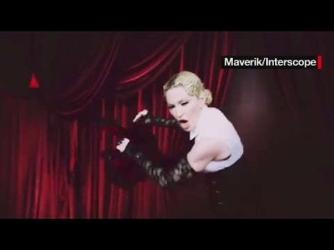 Madonna announces world tour 2015