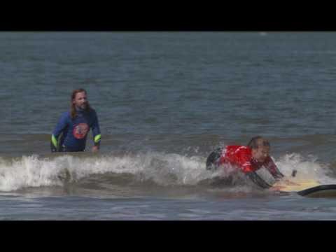 Social Flash Welkom op het water -  Golfsurfen voor beginners - 16 sep 16 - 15:37